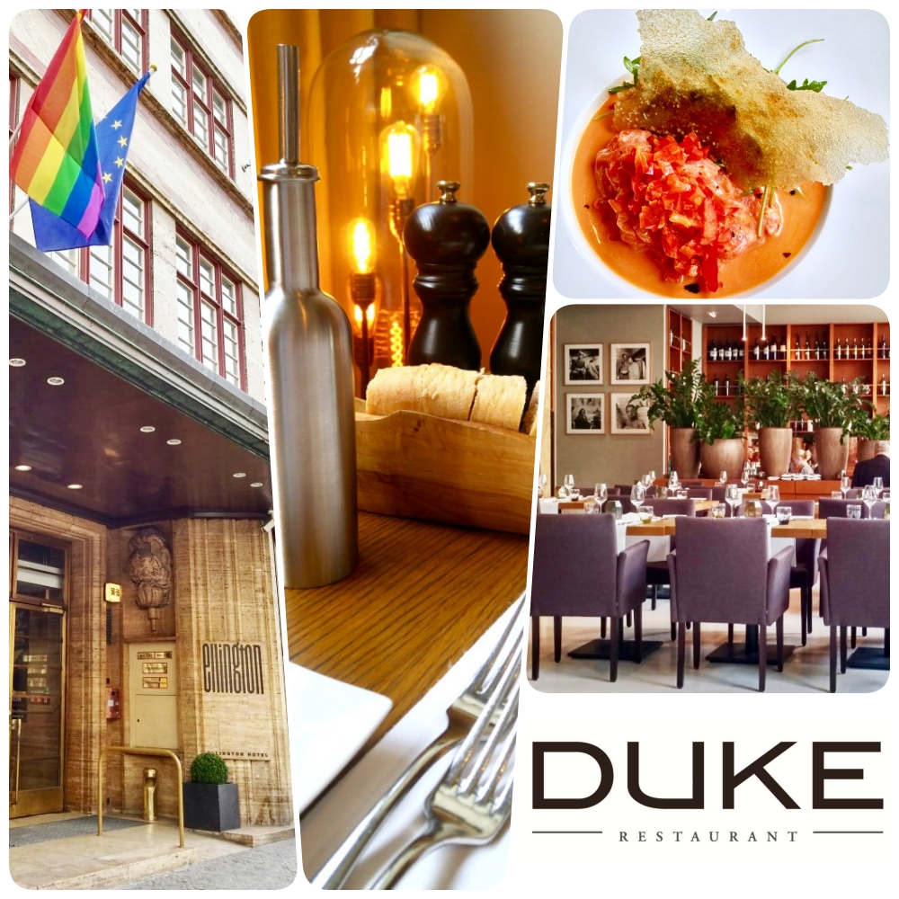 """""""Restaurant Duke"""" im Ellington Hotel in Berlin – Das Mittagsmenü im Test"""